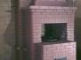 Миниатюрный функциональный барбекю в закрытую беседку #80
