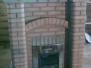 Монтаж железной банной печи Harvia с подключаемым отопительным щитком #58