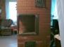 Однокомфорочная отопительно-варочная плита с духовкой #107
