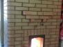 Отопительная печь с максимальный зеркалом теплоотдачи #06