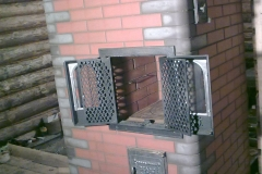 Отопительно-варочные плиты с малым настилом и духовым шкафом