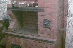 Простейшая отопительно-варочная печь