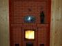 Теплоемкий камин для больших помещений #30